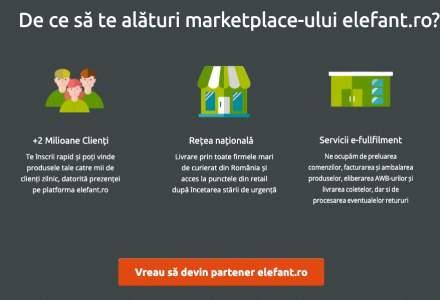 Elefant.ro lansează un marketplace pentru antreprenorii care vor să vândă online