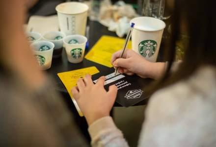 Starbucks oferă gratuit în București cafea cadrelor medicale, polițiștilor și militarilor