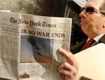 'Razboiul din Irak s-a...