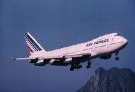 Zborurile Air France, injumatatite din cauza grevei pilotilor francezi