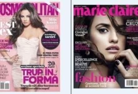 Concurenta analizeaza preluarea Sanoma, publisherul Cosmopolitan, de catre Burda