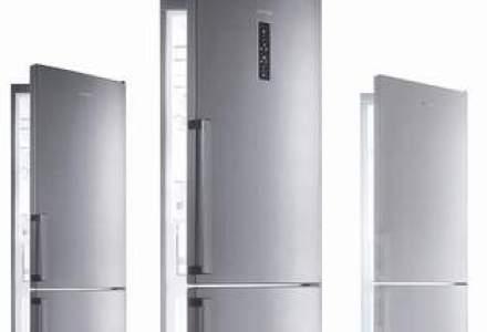 Slovenii de la Gorenje vor sa vanda 4.000 de frigidere dupa lansarea noii game de produse