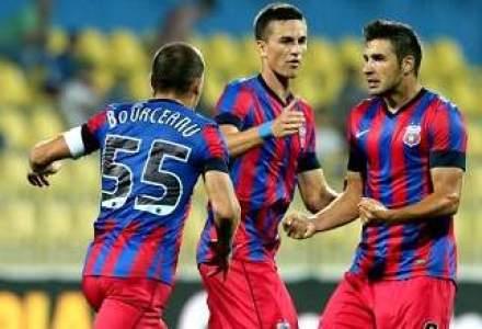 Steaua are venituri de 20 mil. euro asigurate. Cu banii incasati, Becali ar putea cumpara jumatate dintr-o banca locala