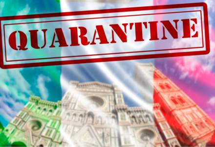 COVID-19 | Scade numărul celor infectați în Italia. Noul bilanț: 570 de decese în ultimele 24 de ore