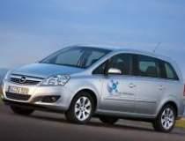 Opel Zafira CNG: Turbo, cu...