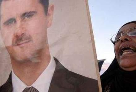 """Bashar al-Assad: Siria va iesi """"invingatoare"""" dintr-o confruntare cu SUA"""