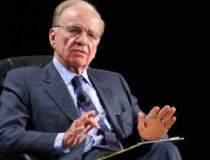 Magnatul media Rupert Murdoch...