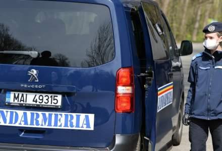 O petrecere dintr-un bloc social din Bistrița s-a terminat cu amenzi de peste 11.000 de lei