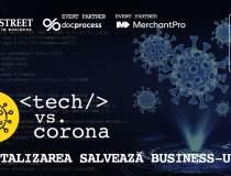 Conferința online Tech vs...