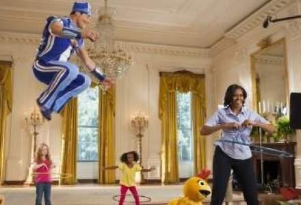 Oraselul lenes, un serial pentru copii sustinut de Michelle Obama, isi lanseaza noul sezon in Romania