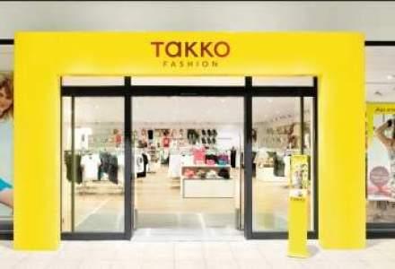 Takko va deschide 5 noi magazine in Romania pana la finalul anului