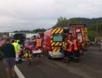 Accident in Ungaria: Trei...