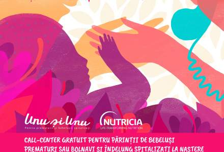 NeonaTEL: Call-center gratuit pentru gravidele cu risc de naștere prematură