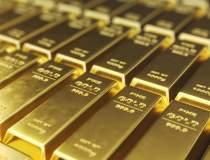 Aurul ajunge marţi la un...