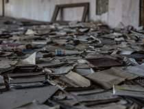 Incendiu la Cernobîl: cresc...