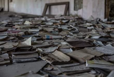 Incendiu la Cernobîl: cresc valorile radioactive din aer