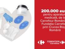 Carrefour România donează...