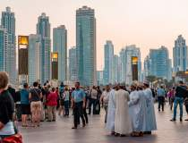 COVID-19 Dubai | Polițiștii...