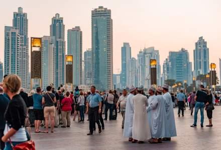 COVID-19 Dubai | Polițiștii vor folosi căști speciale pentru identificarea temperaturii oamenilor din transportul public