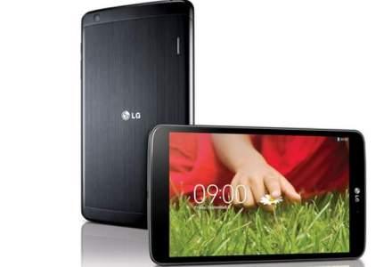 Un concurent de temut pentru Nexus 7 si iPad mini: LG a lansat tableta GPad de 8,3 inch. Cum arata si ce noutati aduce