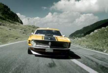 VIDEO: Cinci romani au filmat pe Transfagarasan o reclama Ford