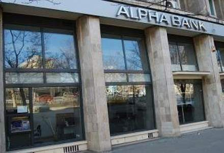 Pierderi mai mari pentru Alpha Bank: cum arata bilantul bancii