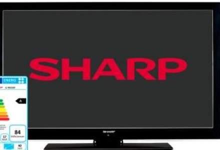 Bogdan Pasat, Sharp: In prima luna de la lansare am vandut 5 televizoare la pret de 60.000 de lei