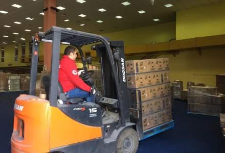 Domestos donează Crucii Roșii Române produse în valoare de peste 120.000 euro în perioada pandemiei Covid-19