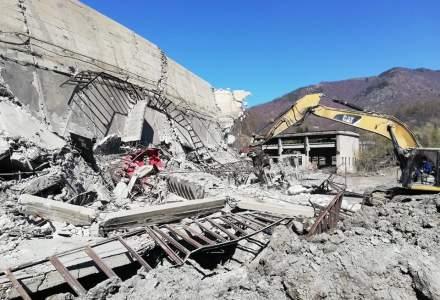 Accident la mina Uricani din Hunedoara: un turn s-a prăbușit peste doi oameni