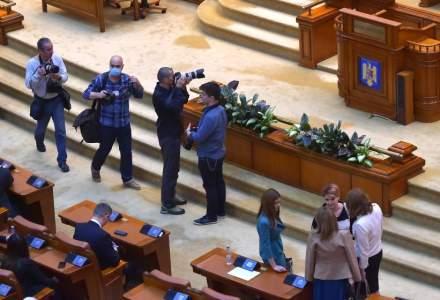 Parlament: Şedinţă online cu privire la decretul preşedintelui de prelungire a stării de urgenţă