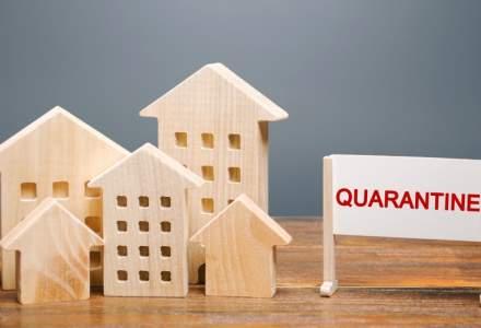 Tranzacțiile imobiliare au sfidat epidemia de COVID-19 în martie și au scăzut cu doar 2,4%