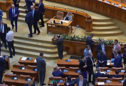 Parlamentul a aprobat Decretul privind prelungirea stării de urgenţă