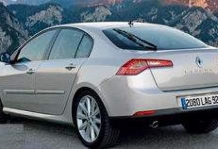 Francezii pregatesc Laguna facelift la numai un an de la lansarea noii generatii