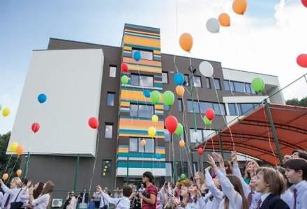 Familia Segraceanu a inaugurat un campus scolar in nordul Capitalei