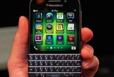 BlackBerry cauta un cumparator pentru companie pana in noiembrie