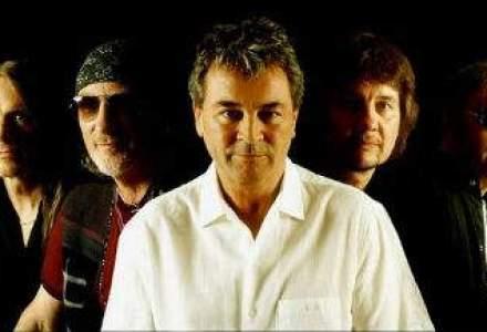 Legendarii Deep Purple vor concerta la Bucuresti, pe 20 februarie 2014