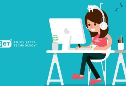 """(P) 5 sfaturi utile pentru o experiență """"work from home"""" mai sigură"""