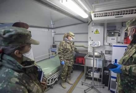MApN pregăteşte instalarea unui spital militar de campanie la Timişoara
