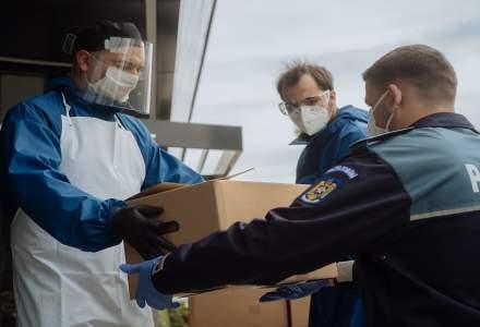 COVID-19 | Compania Metaminds și restaurantul Kaiamo donează până la 400 de meniuri de prânz echipajelor de poliție și echipei SMURD