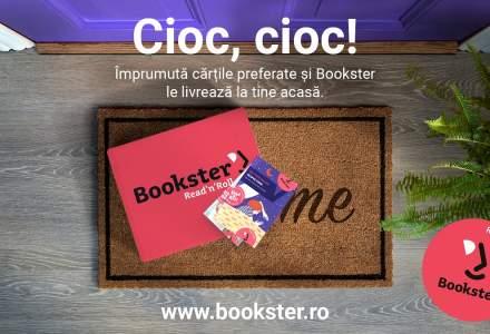 Coronavirus | Bookster livrează acasă cărți pe perioada stării de urgență