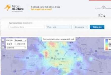 Targ de chirii online pe Imobiliare.ro: compania vrea 100.000 de vizitatori intr-o saptamana