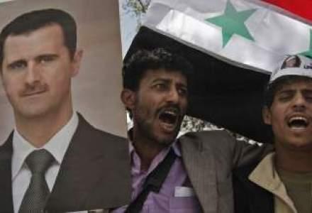 """Bashar al-Assad: In caz de atacuri impotriva Siriei, """"asteptati-va la orice"""""""