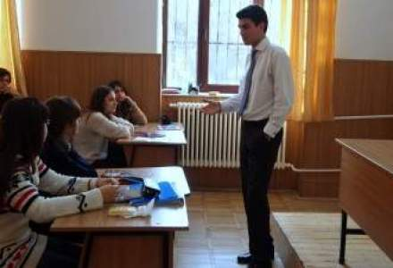 Profesorii se pot inscrie la cursuri prin care sa invete elevii despre antreprenoriat, cariera si finante personale