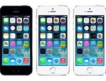 Apple a lansat iPhone 5S si...