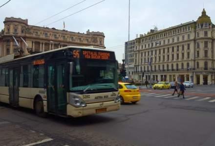 COVID-19 | Aglomerație în mijloacele de transport STB după reducerea numărului de curse și a personalului