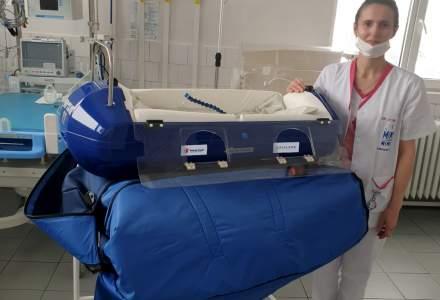 Salvați Copiii a echipat de urgență 17 unități medicale și de îngrijire pacienți și a asigurat protecție pentru 2.700 de cadre medicale
