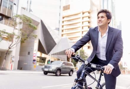 10 motive pentru șoferi pentru a da mașina pe o bicicletă sau o trotinetă electrică