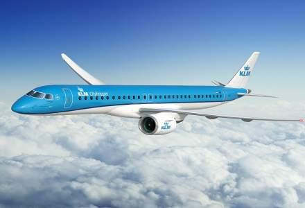 COVID-19 | KLM operează 10% din numărul obișnuit de zboruri