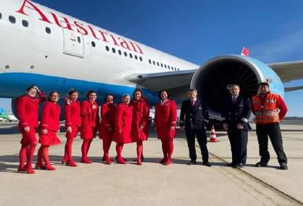 COVID-19 | Austrian Airlines anunță un plan de relansare a activității după criza provocată de noul virus