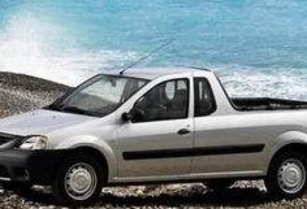 Logan Van si Pick-up, la vanzare in Europa din noiembrie